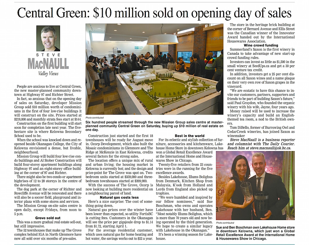 news_Kelowna-Courier-10-million-central-green
