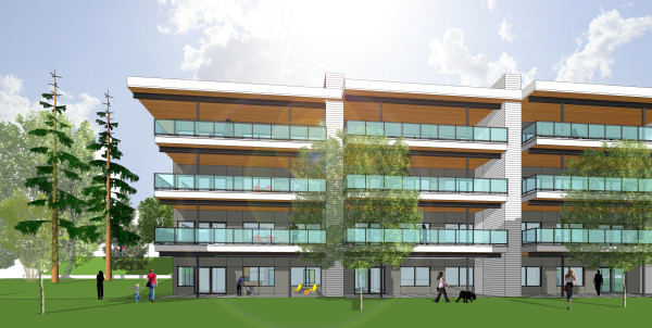 20160627 Ph III Skaha Hills Exterior Architect Rendering