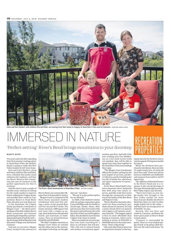 Coverage_River'sBend_CalgaryHerald_FI
