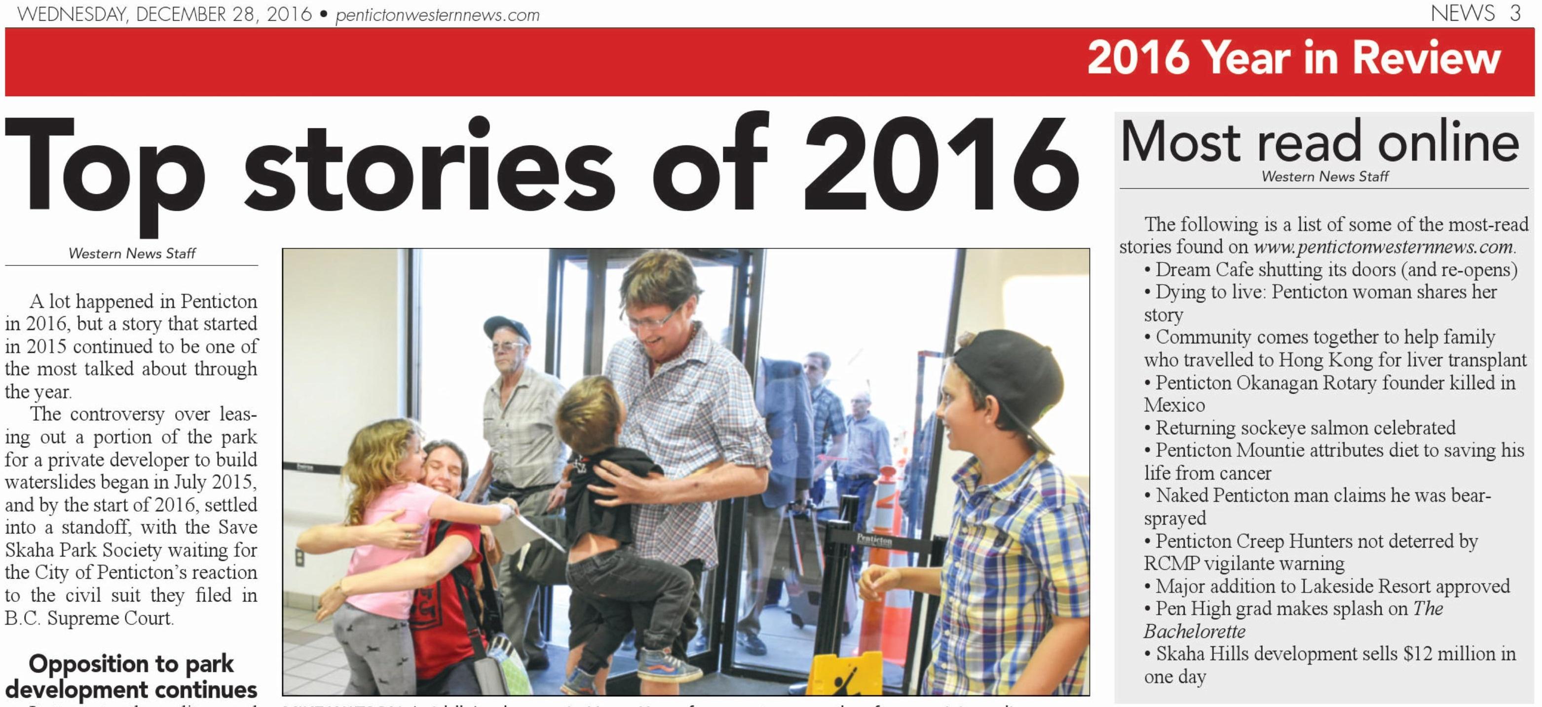 Skaha Hills makes Penticton Western New's top online ...