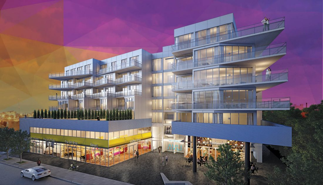 AVLI on Atlantic Concept luxury condos