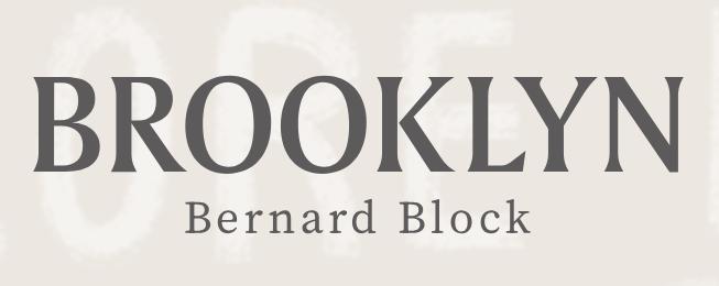 Brooklyn at Bernard Block