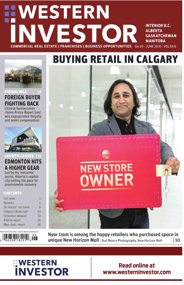 Retail in Calgary