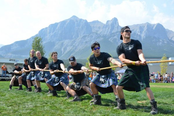 canmore-highland-games